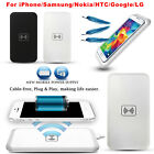 Portable Qi Wireless Charger Charging Pad for Nokia Lumia 930 For Samsung Galaxy