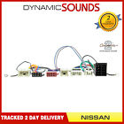 CT10NS03 NISSAN Maxima Upto 2006 Bluetooth Parrot SOT Lead T-Harness ISO Adaptor