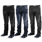 Mens Twisted Leg Tapered Regular Fit Chino Jeans By Crosshatch