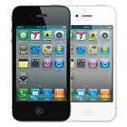 Apple iPhone 4 16GB Verizon Wireless iOS WiFi Black and White Smartphone