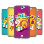 HEAD CASE DESIGNS PEBBLES AND THE PIPSQUEAKS COVER MORBIDA IN GEL PER HTC ONE A9