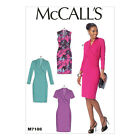 NEW | McCall's Sewing Pattern | M7186 | Misses' Dresses | FREE SHIPPING