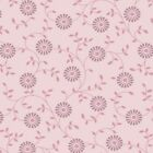 LAKE HOUSE DAISY VINE PINK BLENDER 100% COTTON QUILT SEWING FABRIC *Free Oz Post