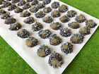 Serious-Play Mini Dioramas - Scenery Model Warhammer Gamers Static Grass Tufts