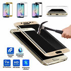 3D Curved Full Cover Tempered Glass Screen Protector for Samsung Galaxy S7 Edge