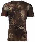 AFFLICTION Mens T-Shirt EXTASY Angel Tattoo Motorcycle Biker MMA  Jeans $66 image