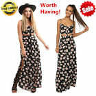 New Women Summer Sexy Floral Party Evening Cocktail Comfortable Dress Sundress
