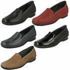 Ladies Suave Loafer Flats Style - Maria
