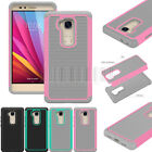Hybrid Back Silicone GEL Cover Shockproof Case For Huawei Honor 5X / Sensa