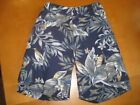 NWT HANNA ANDERSSON BOYS CARGO SHORTS 110 OR 120