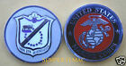 VMA-214 BLACKSHEEP US MARINES CHALLENGE COIN 3D MAW MAG 13 AV-8B Pappy Boyington
