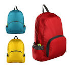 Girls Boys School Hiking Camping Travel Bag Rucksack Backpack Shoulder Pack