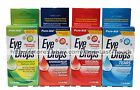 *PURE-AID Sterile EYE DROPS Redness/Dryness Relief NEW *YOU CHOOSE* Exp. 12/16+