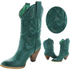 Very Volatile Burnside Women's Western Cowboy Boots Cowgirl