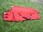 640D Turnout Water Resistant Winter Horse SHEET Light Blanket Red 925