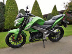 KYMCO CK1 CK125 125cc QUALITY LEARNER LEGAL GEARED MOTORCYCLE 4661 MILES 2014