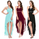 Sexy Chiffon Party Homecoming Summer Cocktail Beach Dresses Formal Evening Ball