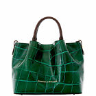 Dooney & Bourke City Croco Barlow