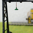 15 x OO / HO scale street light Model wall Lamp posts Led Ceiling Lamps #R60