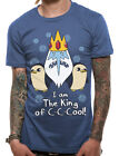 Official Adventure Time (King Of Cool) T-shirt - All sizes