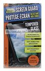 SCREEN GUARD Shatter Resistant TEMPERED GLASS Ultra-Sensitive Touch *YOU CHOOSE*