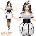 Spider Fairy Halloween Ladies Fancy Dress Insect Animal Womens Adult Costume New