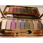 9 Colors Cosmetic Matte Eyeshadow Cream Eye Shadow Makeup Palette Shimmer  DZ88