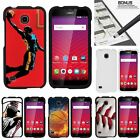 For Huawei Union| Slim Fit Hard 2 Piece Case Basketball