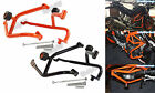 Engine Bumper Guards Crash Bars Frame Protection Set Fit 2013-2016 KTM Duke 390