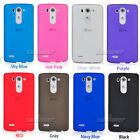 Matte Gel TPU Case For LG G3 mini,G3 Beat, G3 S, G3 Vigor,D722 D725 D724 D728