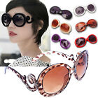CHIC Women's ladies Retro Vintage Shades Eyewear Fashion Designer UV Sunglasses