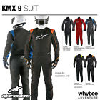 Sale! 3356015 Alpinestars KMX-9 KART SUIT in 4 Colours! CIK-FIA for Karting!