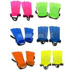 Rubber Fins for Swimming Snorkelling Diving Childs Adults - Green/ Blue/ Pink