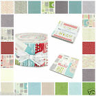 MODA Cookie Exchange 100 % cotton jelly roll or layer cake for patchwork etc