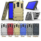 Dual Layer Ultra Slim Armor Heavy-Duty Case For LG G Stylo, LS770 / F560K / H631