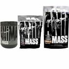 UNIVERSAL ANIMAL MASS 330G / 2.3KG 2300G / 4.6KG 4600G WEIGHT GAIN ALL FLAVOURS