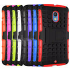 Heavy Duty Tough Shockproof Stand Case for Motorola Moto-X-Play, XT1563X / T1562