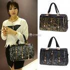 Women Lady Lace Handbag Leather Messenger Tote Shoulder Bag Purse Hobo Bags DZ88