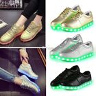 Unisex luce LED Con Lacci Luminous Scarpe Sneaker Luminous Scarpe Casual DZ88