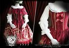 lolita goth princess diary cherub Manor royal sleeveless dolly dress R JI3000