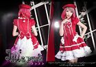lolita fairy cartoon fantasy andersen fable Bunny dwarf velour dress JM0002