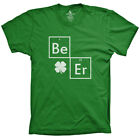 Element of BEER t-shirt Drinking shirt St Patricks Day Irish tee