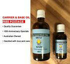Base Carrier Oil 100% Pure Essential Natural Therapeutic Aromatherapy Ra Oils