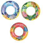 "BESTWAY 20"" SWIM RING KIDS CHILDRENS BEACH POOL WATER INFLATABLE SWIMMING RING"