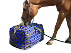 The Natural Grazer Slow Feed Hay Bag 3/4 Bale Patented with Warranty