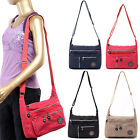 Popular Women Messenger Bags Nylon Crossbody Shoulder Bag Casual Travel Handbags