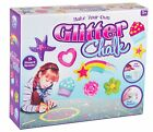 Childrens Kids Make Your Own Glitter Chalks Art Drawing Craft Toy Set 16-8053