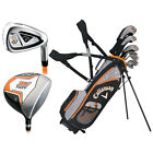 Callaway XJ Hot Full Set Ages 9-12 Junior NEW