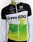 2012 Green Edge Cycling Short Sleeve Jersey - Made in Italy by Santini