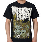 MISERY INDEX - Skulls Roots - T SHIRT S-M-L-XL-2XL Brand New - Official T Shirt